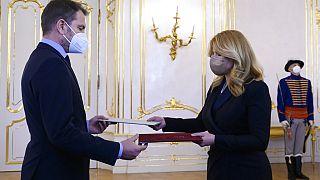 Σλοβακία: Αλλαγή σκυτάλης στην κυβέρνηση