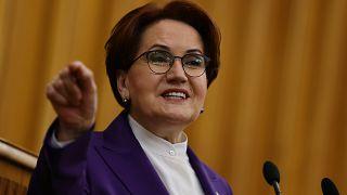 İYİ Parti Genel Başkanı Meral Akşener, Türkiye'nin Cumhurbaşkanı Kararı'yla İstanbul Sözleşmesi'nden çekilmesine kararının iptali için Danıştay'da dava açtı.