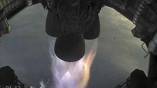 SpaceX'e ait Starship aracının 4. deneme uçuşu da başarısız oldu