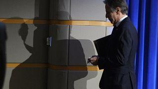 وزير الخارجية الأميركي أنتوني بلينكن في واشنطن, 2021/03/30