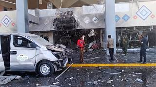 حمله به فرودگاه یمن