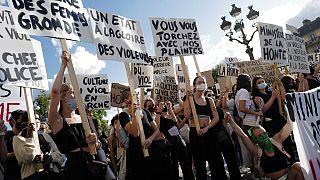 Συγκέντρωση γυναικείων οργανώσεων στο Παρίσι, Ιούλιος 2020