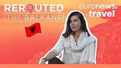Eva learns to love Albanian food.
