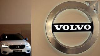 نشان تجاری خودروسازی ولوو