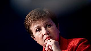 international Monetary Fund Managing Director Kristalina Georgieva