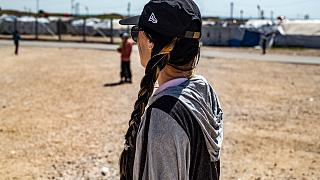 Eski IŞİD militanı Fransız Emilie König