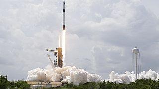 Φωτό αρχείου - εκτόξευση Space X