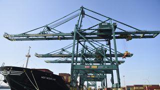 Porto de Antuérpia