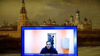 Rus muhalif lider Navalny'nin hapishanede çekilmiş bir fotoğrafı