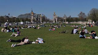 A Paris ou en Israël... comme en plein été!