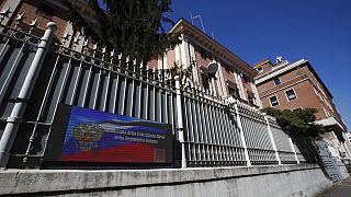 Η ρωσική πρεσβεία