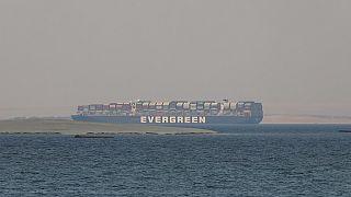 Egypt begins probe into Suez Canal blockage