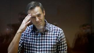 Navalny claimed earlier this month his physical condition was worsening in prison
