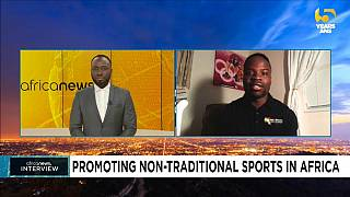 Promoting non-traditional sports in Africa [Interview]
