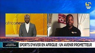 Akwasi Frimpong et l'avenir des sports d'hiver en Afrique [Interview]