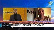 """Femi Kuti : """"L'Afrique peut faire l'envie du monde"""" [Interview]"""