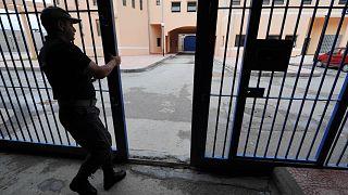 """سجن """"واد غير"""" بالقرب من بجاية، شمال شرق الجزائر، 2 يونيو / حزيران 2011"""