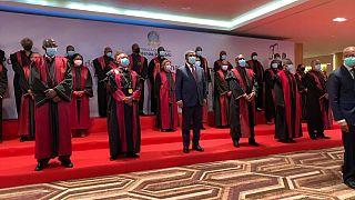 Cerimónia da abertura do ano judicial