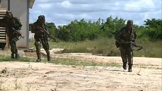 Mozambique's Palma town deserted as fighting continues