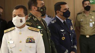 Βραζιλία: Πολίτες ζητούν από τον στρατό να υποστηρίξει τον πρόεδρο