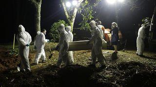 Tragédie au Brésil : 66 000 morts en mars et une épidémie toujours hors de contrôle