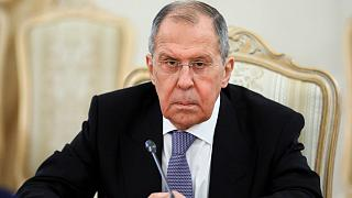 لاوروف وزیر خارجه روسیه