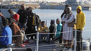 Libya intercepts boat carrying 138 Europe-bound migrants