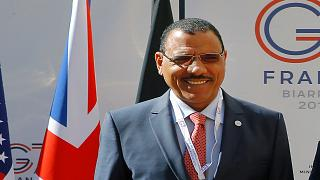رئيس النيجر المنتخب، محمد بازوم