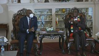 Southern African leaders discuss Mozambique security situation