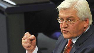 FILE!  - Steinmeyer, der SPD-Fraktionsvorsitzende, am 10. November 2009  im Bundestag in Berlin