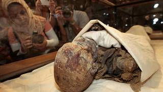 Eski Mısır'ın en güçlü kraliçesi Hatshepsut'un mumyası