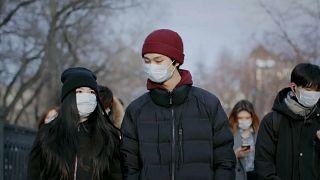 Masken: Medizinischer Müll