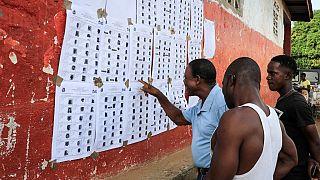Les Libériens rejettent la réduction du mandat du chef de l'Etat