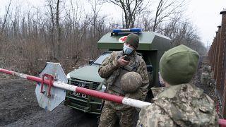 دولت اوکراین نگران تشدید دوباره درگیریها در شرق این کشور است