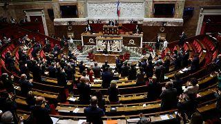 الجمعية الوطنية الفرنسية، باريس، 1 أبريل 2021