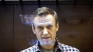 Archivaufnahme Alexej Nawalny vom 20.02.2021