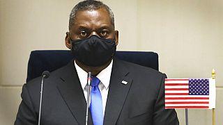 U.S. Defense Secretary Lloyd Austin