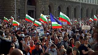 Politikusok lettek a tavaly még tüntetéseket vezető bolgár aktivistákból