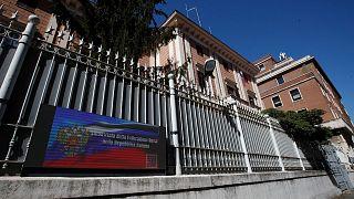 سفارت روسیه در رم
