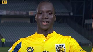 African teenage sensations impress in top A-league clash, Australia