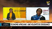 """""""Africa needs the will to grow,""""-Dr. Vera Songwe(Economist)"""