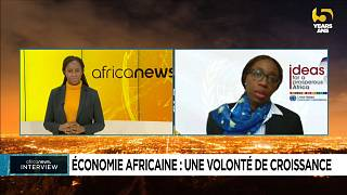"""Africa needs the will to grow,""-Dr. Vera Songwe(Economist)"