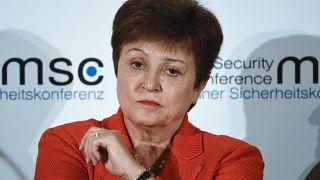 كريستالينا غورغيفا، المديرة العامة لصندوق النقد الدولي