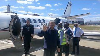 Libération de trois hommes d'affaires arrêtés en RDC