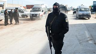 عملیات ضدتروریستی پلیس تونس