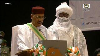 Niger : Mohamed Bazoum investi Président