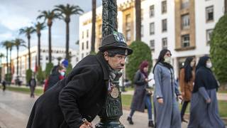 شارلي شابلن المغرب