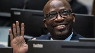 Ivorian former minister for youth Charles Blé Goudé wants to go home