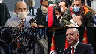 Boğaziçi Üniversitesi'ndeki olaylar 2 Ocak 2021'de Prof. Dr. Melih Bulu'nun Cumhurbaşkanı Recep Tayyip erdoğan'ın imzasıyla rektör olarak atanmasıyla başladı.