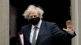 UK Prime Minister Boris Johnson is expected to approve a trial vaccine passport scheme on Monday